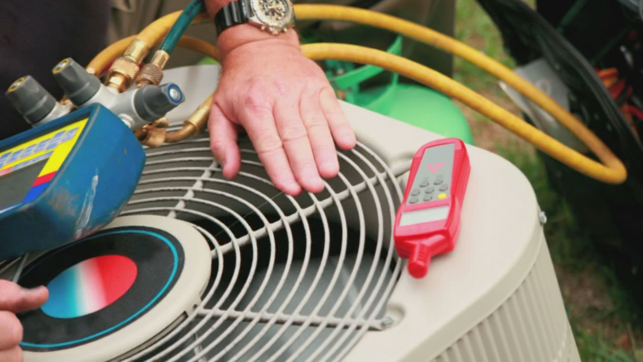 Air Conditioning - Automating Your System